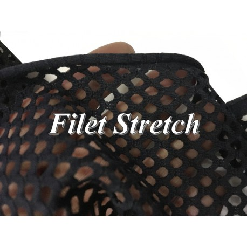 Tissu Filet Lycra au Mètre Marine en 1 m 65 De Largeur Pour Lingerie Et Danse