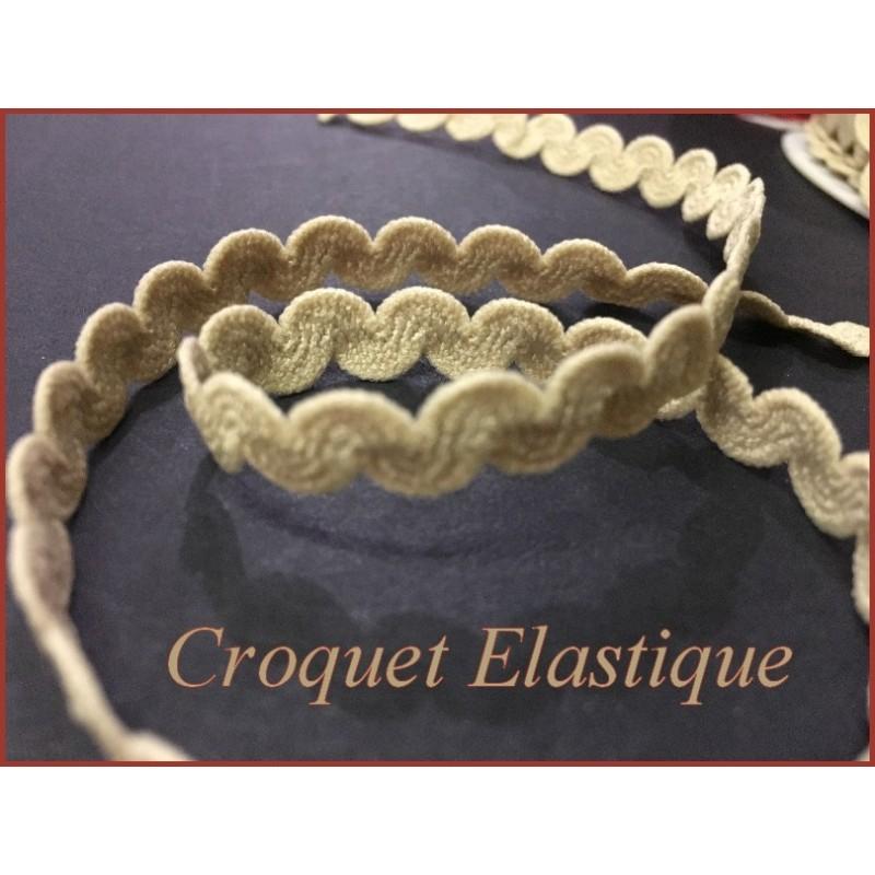 Croquet Elastique lycra