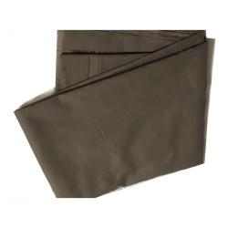 Tissu Coton Taupe Foncé Au Mètre En Grande Largeur