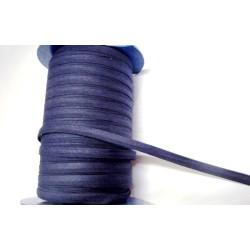 Biais Replié Coton Marine A Coudre Pour Loisirs Créatifs.