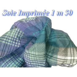 Tissu Coton De Soie Au Mètre Couture.