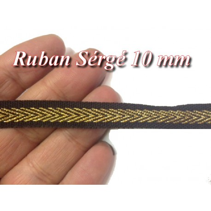 Ruban Gros Grain 25 mm