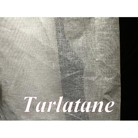 Tissu Tarlatane Au Mètre Raide Et Aprétée En Couleur Blanche Pour Patronage Et Vetements