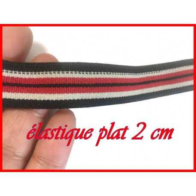 20 Boutons en tissu en cuir noir 20 mm Large
