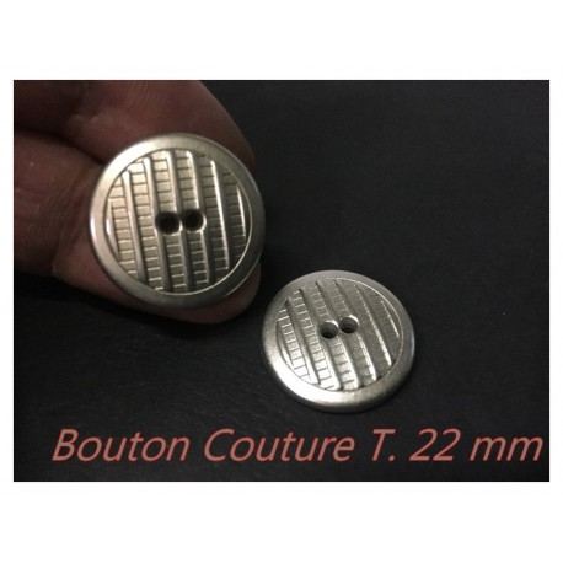 Bouton Doré Couture En Taille 22 mm Pour Blazer Customisationsde De Vetements et