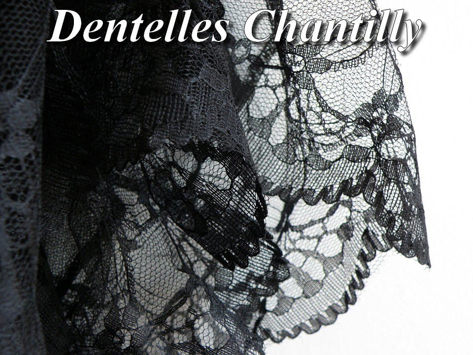 Nos Dentelles Chantilly